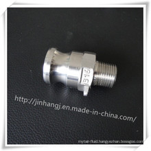 Stainless Steel Type F Quick Connector